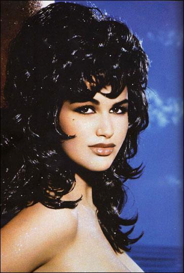 Le modèle qui a posé est une actrice et chanteuse célèbre. Qui est-ce ?