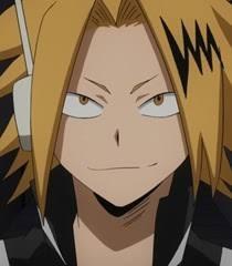 My Hero Academia_Kaminari Denki