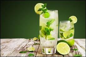 L'alcool utilisé dans le mojito est la vodka.