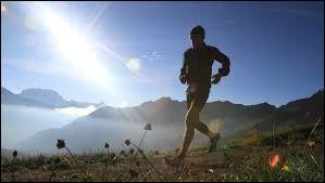 Un trail est une course sur une longue distance dans un milieu naturel.