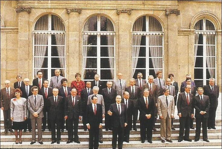 En France, dans le premier gouvernement Rocard, qui était ministre des transports ?