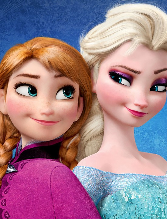 Es-tu Elsa ou Anna ?