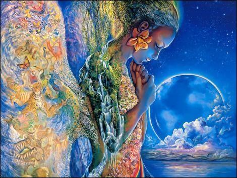 Quelle déesse grecque personnifie la Terre ?