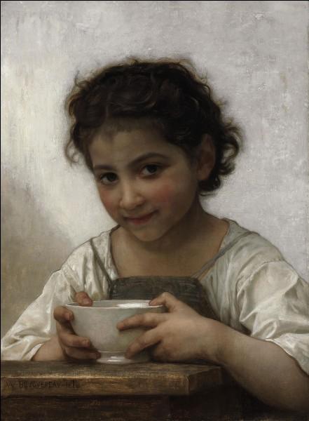 """Qui a peint """"La Soupe au lait"""" ?"""