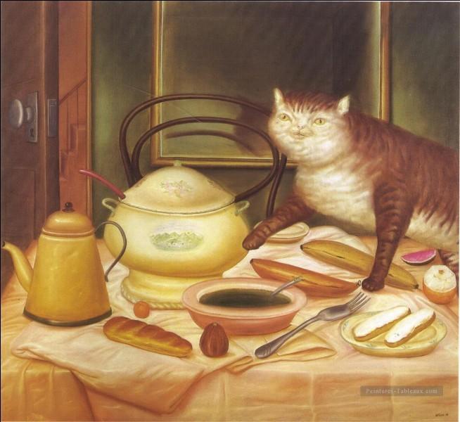 Les peintres font leur soupe !