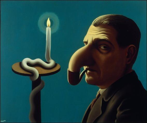"""Qui a peint """"La Lampe philosophique"""" ?"""
