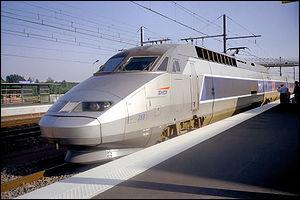 Comment se nomme ce train ?