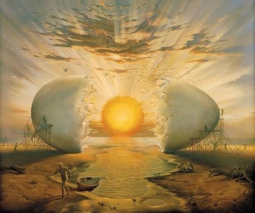 Magritte, Kush ou Dali ?