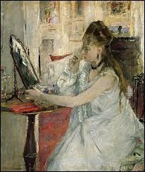 """Qui a peint la toile """"Femme se poudrant"""" ?"""