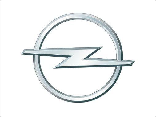 Quelle voiture n'est pas une Opel ?