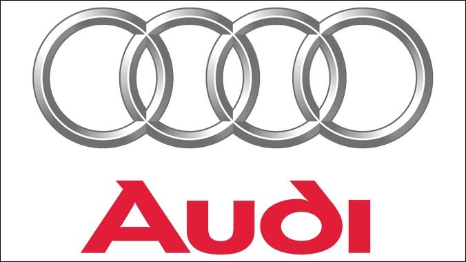 Et ici, où est celle qui n'est pas membre de la famille Audi ?