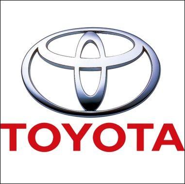 Et enfin, laquelle n'est pas une Toyota ?