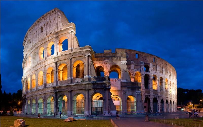 Rome se trouve en Italie.