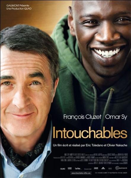 """Qui devait initialement incarner Philippe dans le film """"Intouchables"""" ?"""