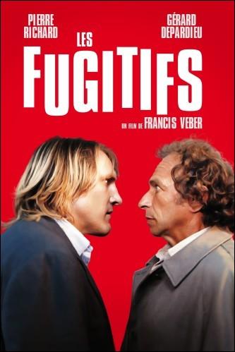 """Quelle est l'anecdote amusante dans le film """"Les Fugitifs"""" de Francis Veber ?"""
