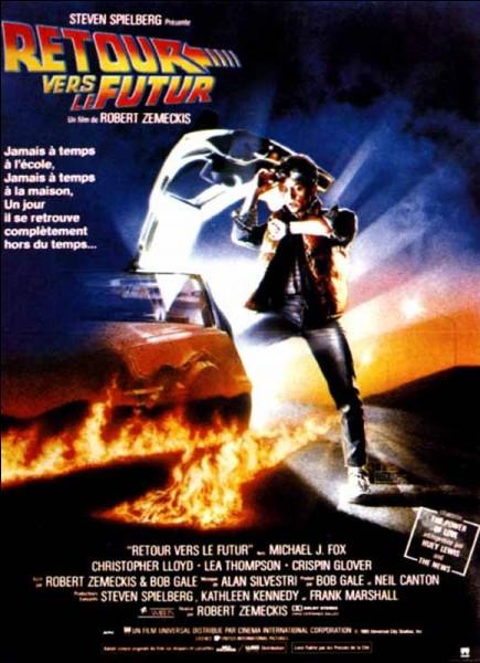 """Quelle est l'une des plus grosses coïncidences du film """"Retour vers le futur"""" ?"""