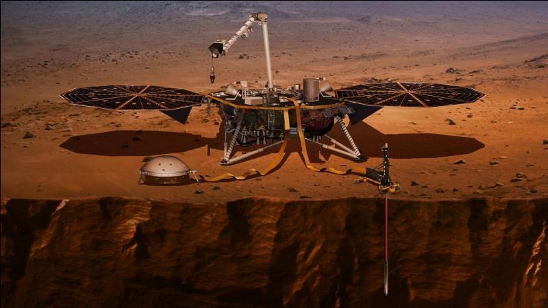 La planète Mars a fait l'objet de combien de missions d'observation ?
