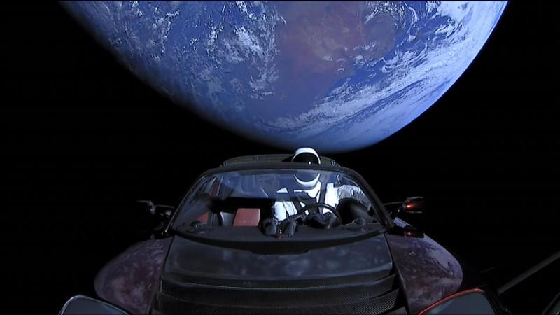 Quel est le nom du premier homme à aller dans l'espace ?