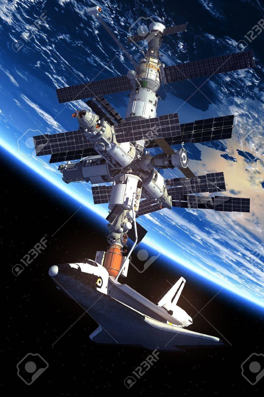 Journée internationale du vol spatial habité !