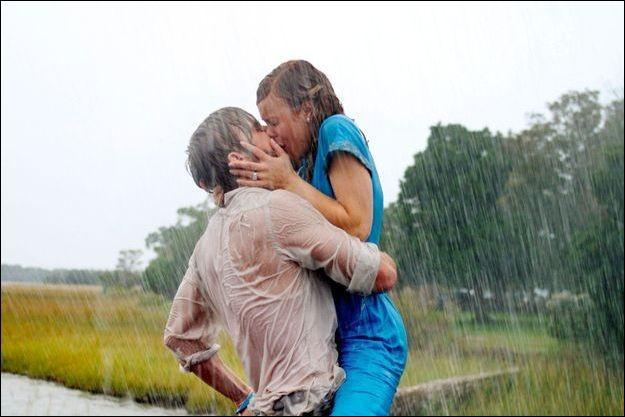 """Le baiser le plus """"fougueux"""""""