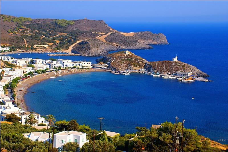Sous quel autre nom l'île Cérigo, une île grecque de la mer Egée, est-elle principalement connue ?