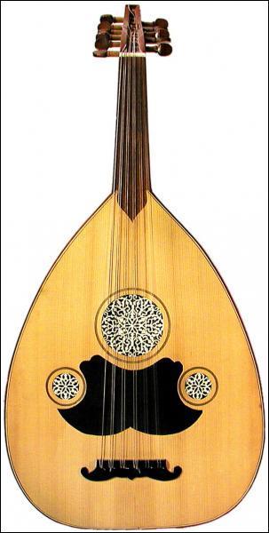 guitare orientale
