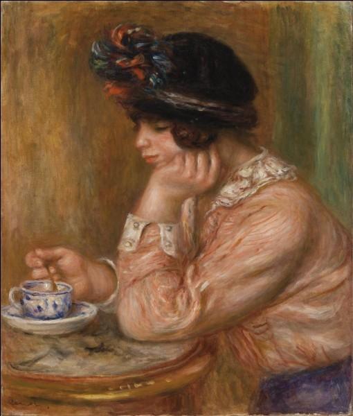 Les peintres vous offrent : café, thé ou chocolat !