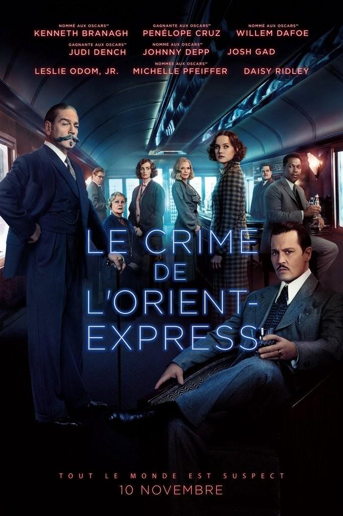 ''Le Crime de l'Orient-Express''
