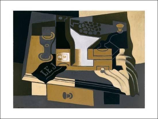"""S'il vous invite à boire le café, il vous faudra le moudre ! Il vous offre son """"Moulin à café"""" ;"""