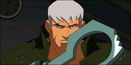 Hook fait partie de la Ligue de l'Ombre.
