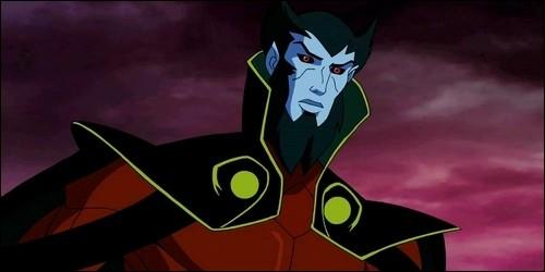 Comment s'appelle l'ennemi juré de Docteur Fate ?