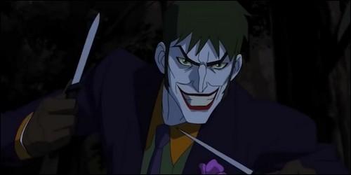 Le Joker fait partie de :
