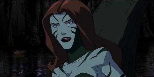 Quel est le véritable nom de Poison Ivy ?