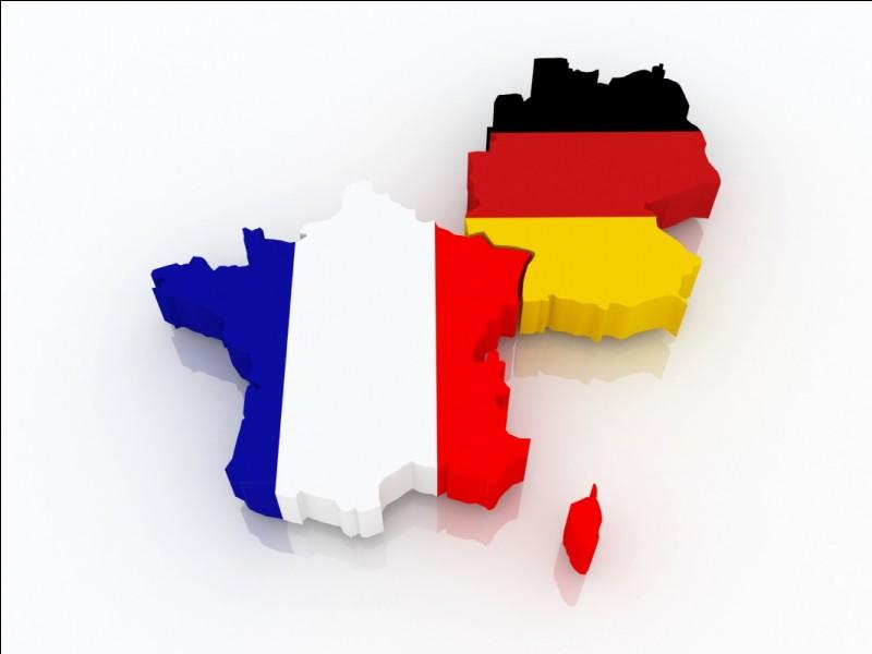 Qui était le chancelier fédéral d'Allemagne au moment de la réunification allemande ?