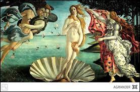 """Qui a peint le tableau """"La naissance de Vénus"""" ?"""