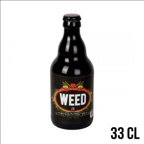 Dans quel pays cette bière au chanvre est-elle produite ?