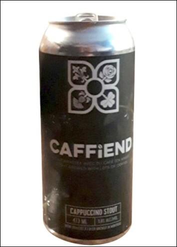 Dans quel pays cette bière au café est-elle produite ?