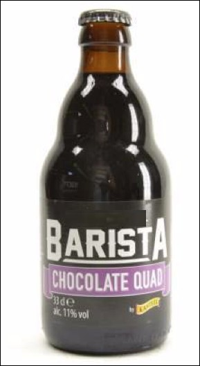 Dans quel pays cette bière au chocolat est-elle produite ?
