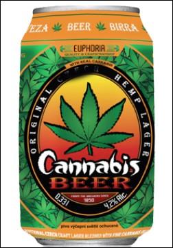 Dans quel pays cette bière au cannabis est-elle produite ?