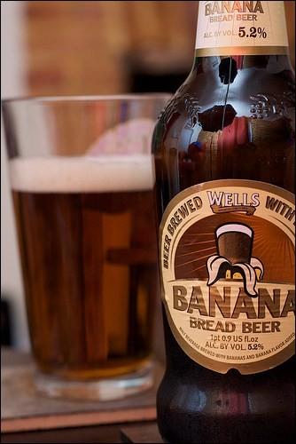 Dans quel pays cette bière au pain et à la banane est-elle produite ?