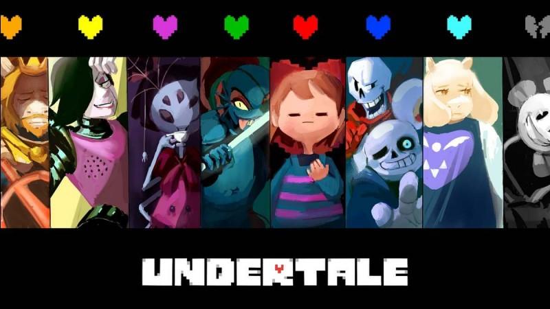 Son personnage préféré dans Undertale est...