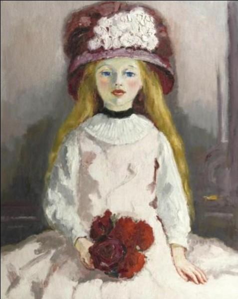 Qui a fait le portrait de Jeanne Robert de Domecy ?