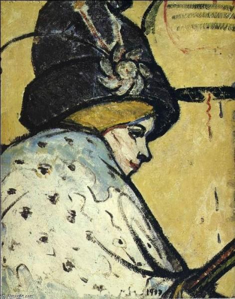 Qui a fait le portrait de Jeanne-Marie Bourgeois ?
