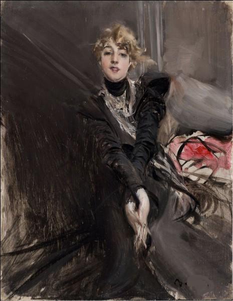 Qui a peint l'actrice Jane Renouardt ?