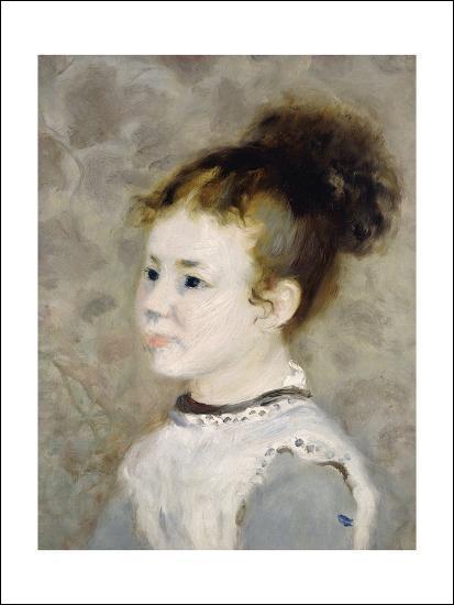 Qui a fait le portrait de Jeanne Sisley ?