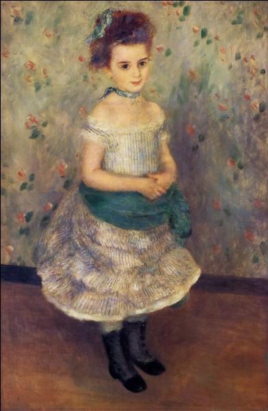 Qui a représenté Jeanne Durand Ruel ?