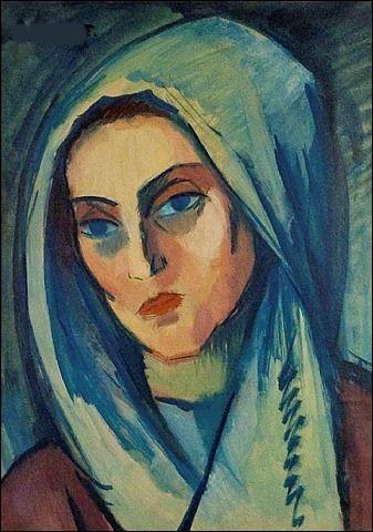 Qui a fait le portrait de Jeanne ?