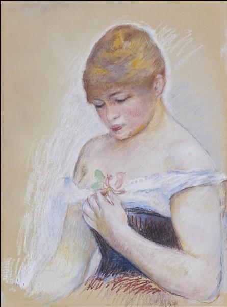 Qui a fait le portrait de Jeanne Samary ?