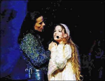 Complètez les paroles de la chanson 'Aimer', tirée de 'Roméo et Juliette' : 'Aimer, c'est voler le ... '.