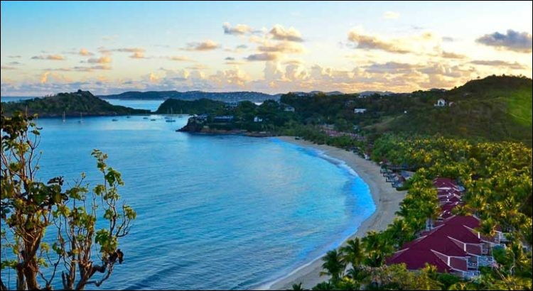 Quelle est la capitale de l'Etat d'Antigua-et-Barbuda ?